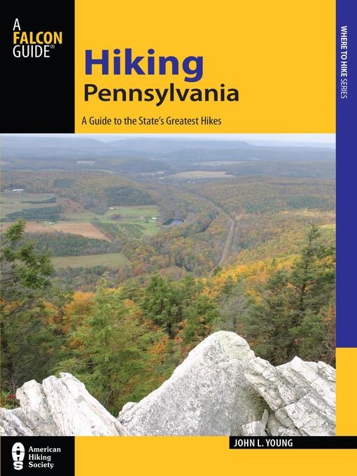Cover of Hiking Pennsylvania
